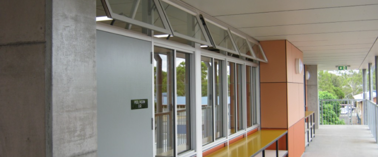 Cleveland State High School, Year 7 Building