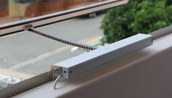 Electric Awning Window